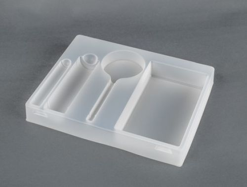 Insert trays for boxes